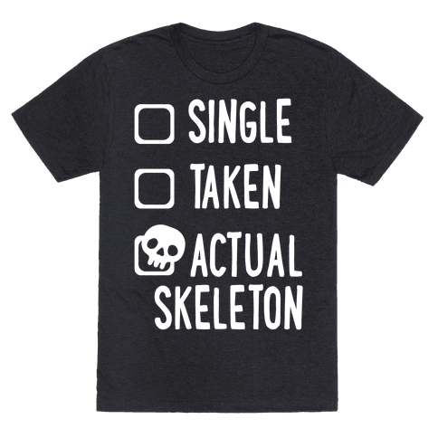 Actual Skeleton