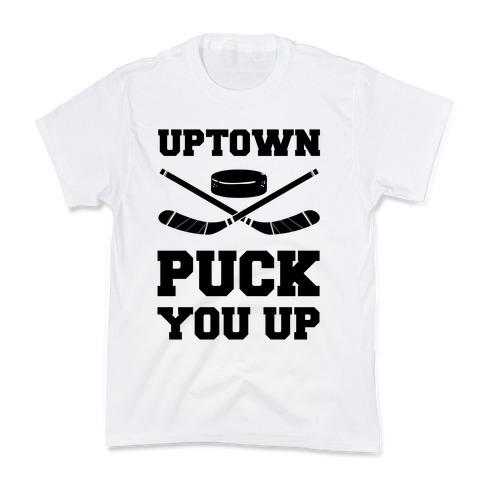 Uptown Puck You Up Kids T-Shirt