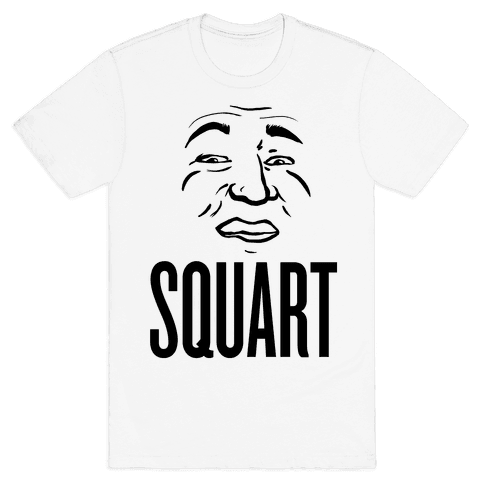 Squart Mens T-Shirt