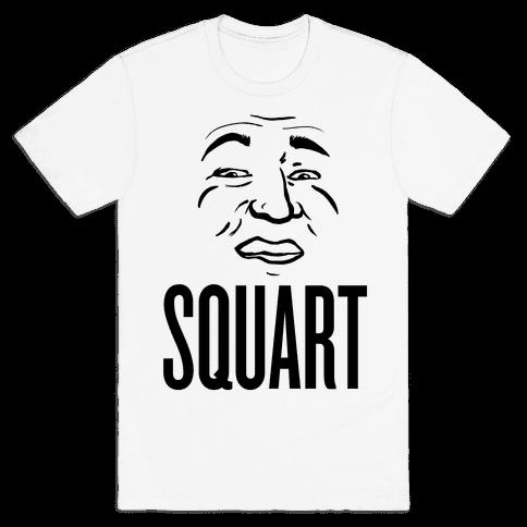 Squart Mens T-Shirt