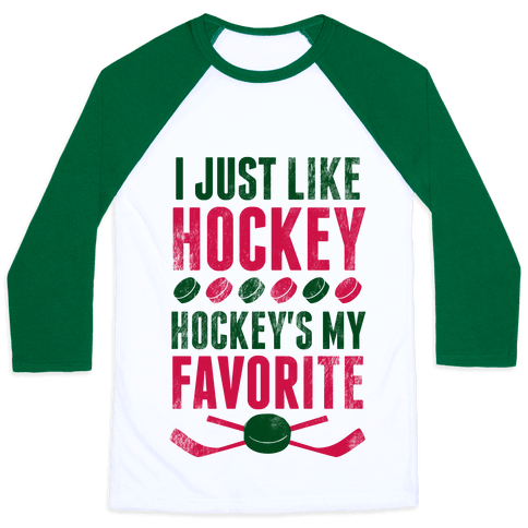 I Just Like Hockey, Hockey's My Favorite!
