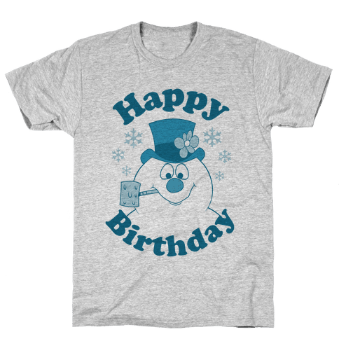 Happy Birthday Mens T-Shirt