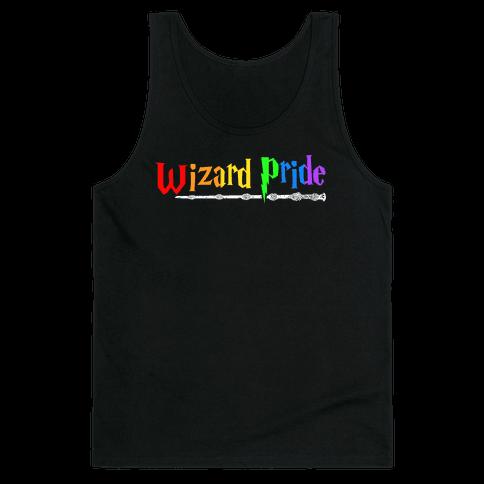 Wizard Pride Tank Top