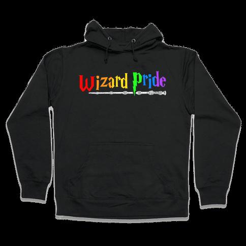 Wizard Pride Hooded Sweatshirt