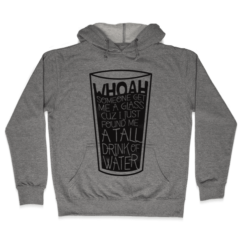 Tall Drink Hooded Sweatshirt