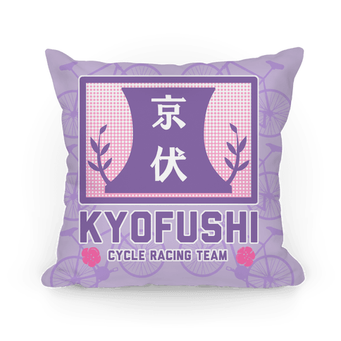 KyoFushi Cycle Racing Team Pillow