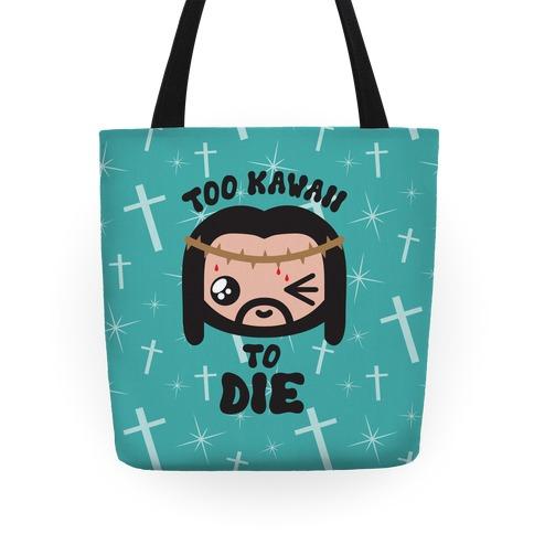 Kawaii Jesus-Kun Tote