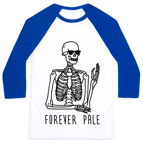 Forever Pale Baseball Tee