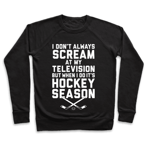 Hockey Season Pullover