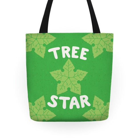 Tree Star Tote