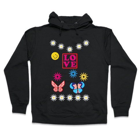 Willow's Ugly Pink Sweater Hooded Sweatshirt