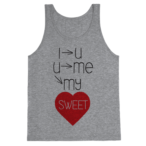 Sweet Heart Tank Top