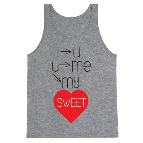 Sweet Heart Tank Top