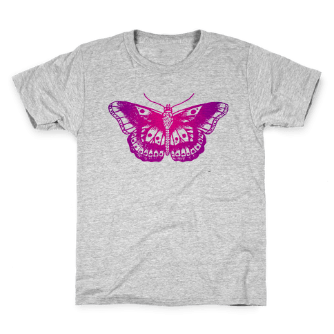 Harry's Butterfly Tattoo (Vintage Style) Kids T-Shirt