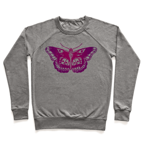 Harry's Butterfly Tattoo (Vintage Style) Pullover