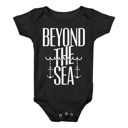 Beyond The Sea Baby Onesy