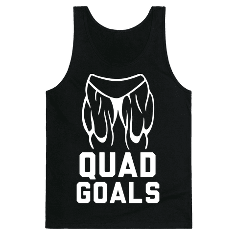 Quad Goals Tank Top