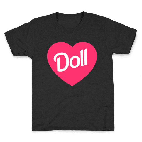 Doll Kids T-Shirt