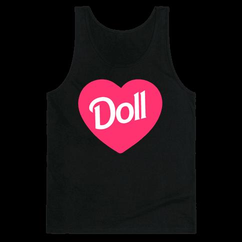 Doll Tank Top