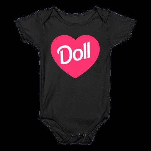 Doll Baby Onesy