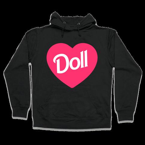 Doll Hooded Sweatshirt