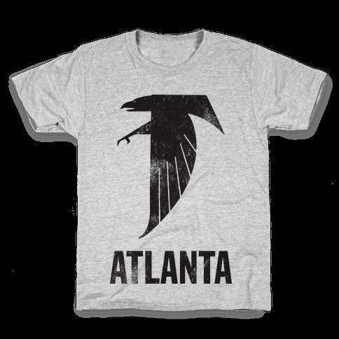 Atlanta (Vintage) Kids T-Shirt