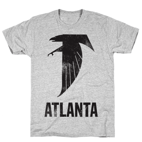 Atlanta (Vintage) Mens T-Shirt