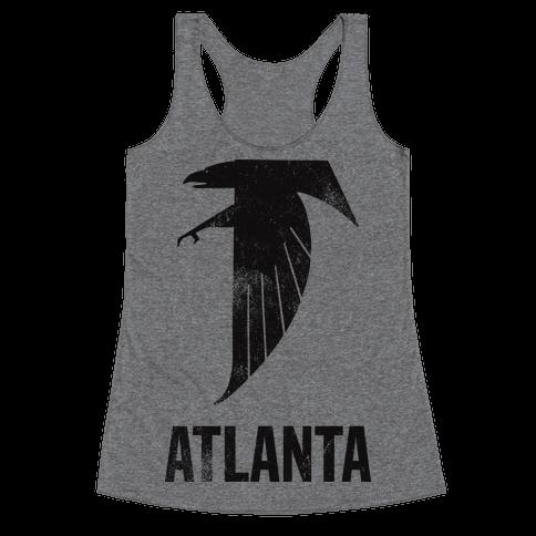Atlanta (Vintage) Racerback Tank Top
