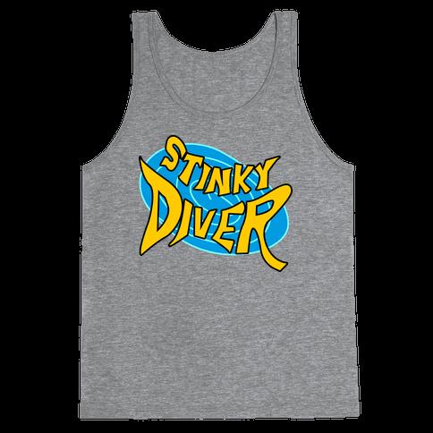 Stink Diver Tank Top