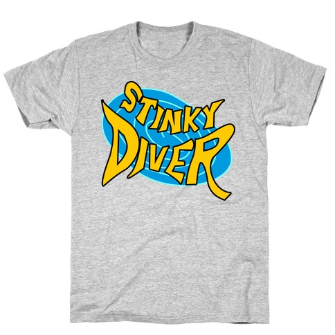 Stink Diver Mens T-Shirt