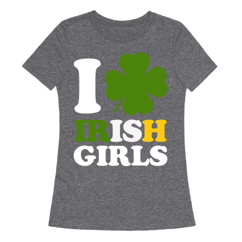 I Love Irish Girls