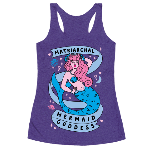 Matriarchal Mermaid Goddess