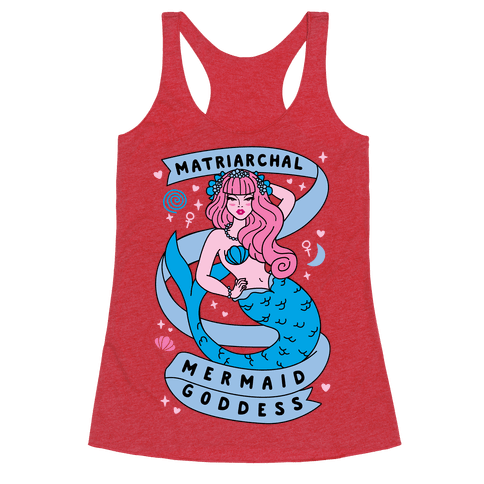 Matriarchal Mermaid Goddess