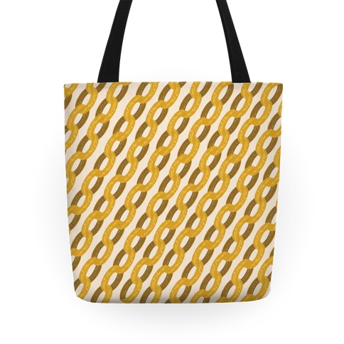 One Ring Chain Pattern Tote