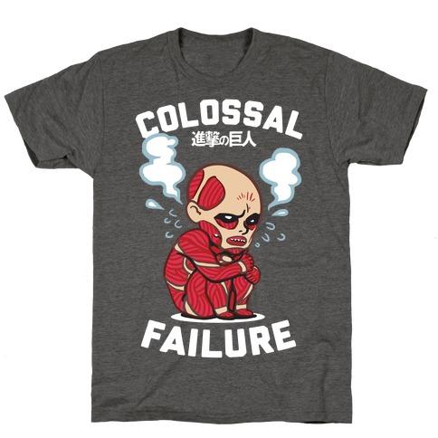 Colossal Failure Parody T-Shirt