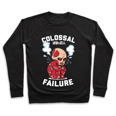 Colossal Failure Parody Pullover