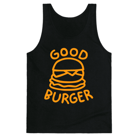 Good Burger (Dark Tank) Tank Top