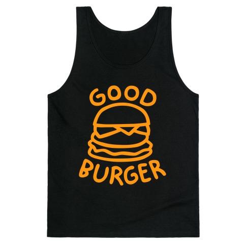 Good Burger (Dark Tank) Tank Top