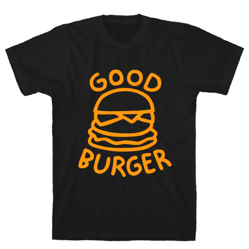 Good Burger (Dark Tank) Mens T-Shirt