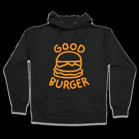 Good Burger (Dark Tank) Hooded Sweatshirt