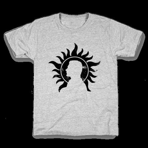 Dean Winchester (tank) Kids T-Shirt