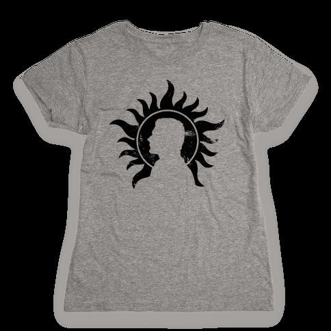 Dean Winchester (tank) Womens T-Shirt