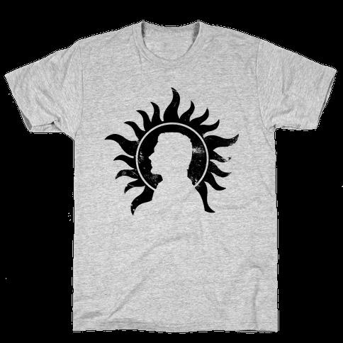 Dean Winchester (tank) Mens T-Shirt