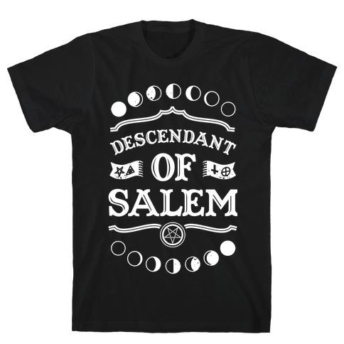 Descendant of Salem T-Shirt