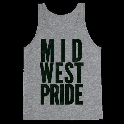 Midwest Pride Tank Top
