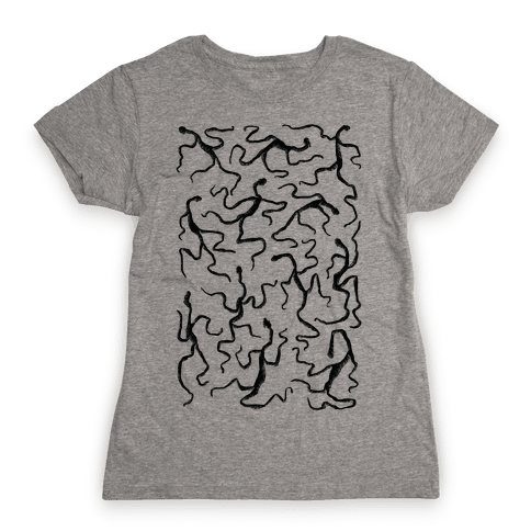 Amigara Fault Part Two Womens T-Shirt