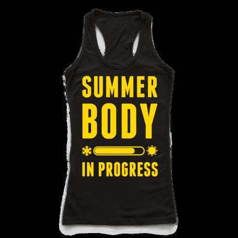 Summer Body In Progress