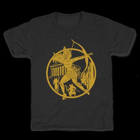 Women of The Amazon Kids T-Shirt