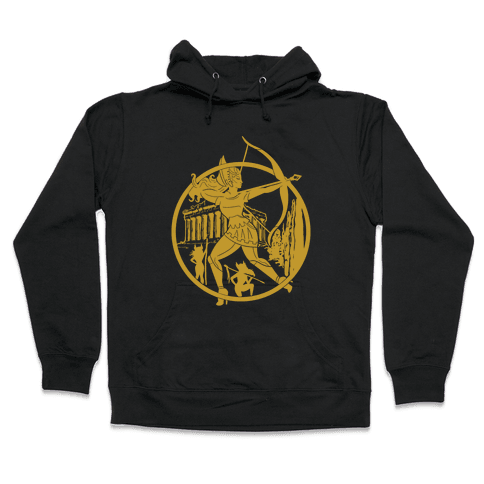 Women of The Amazon Hooded Sweatshirt