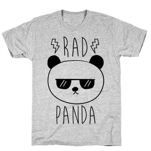Rad Panda T-Shirt